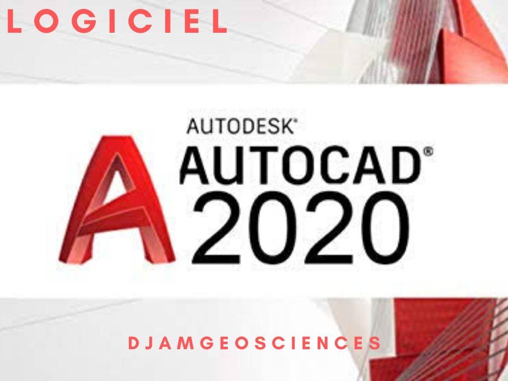 TÉLÉCHARGER LE LOGICIEL AUTOCAD 2020 COMPLET+KEY GRATUIT