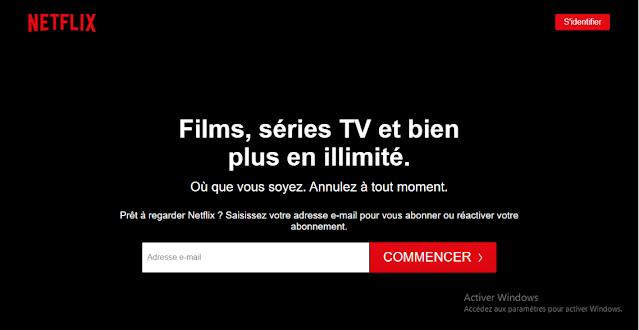 حسابات Netflix مجانا مدى الحياة 2020