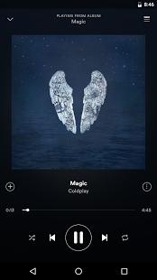 Screenshot Spotify Music Premium v8.4.5.1092
