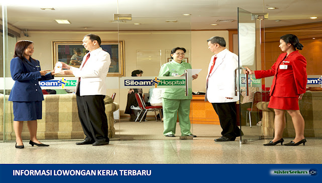 Lowongan Kerja Siloam Hospital Group, Jobs: Blood Bank Technician, Radiografer, Perawat, Apoteker, Etc