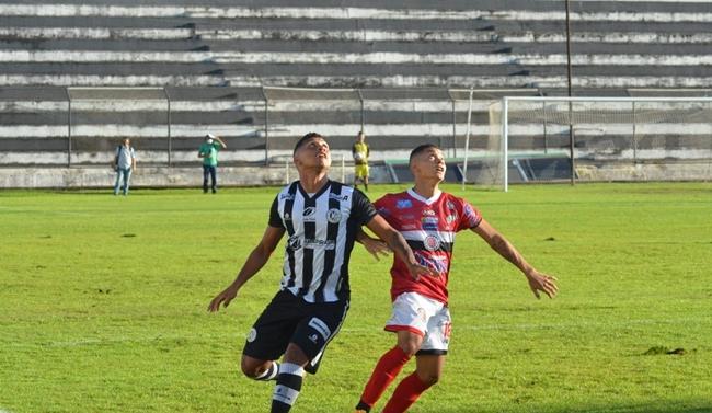 ASA empata com o Atlético de Alagoinhas pela Série D