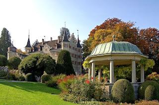 Le château Seeburg, Kreuzlingen