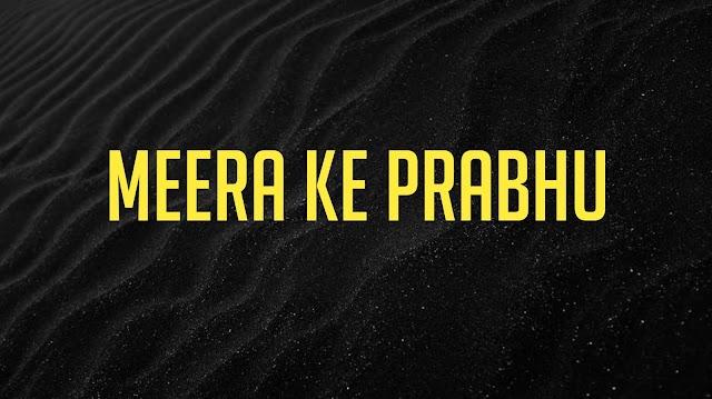 Meera Ke Prabhu Ringtone Download