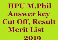 HPSSSB HPSSC Clerk Post Code-692, Answer Key, Cut off, Result, 2018