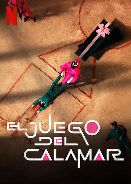 El juego del calamar Temporada 1 en Español Latino