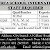 URFA International School Quetta Jobs