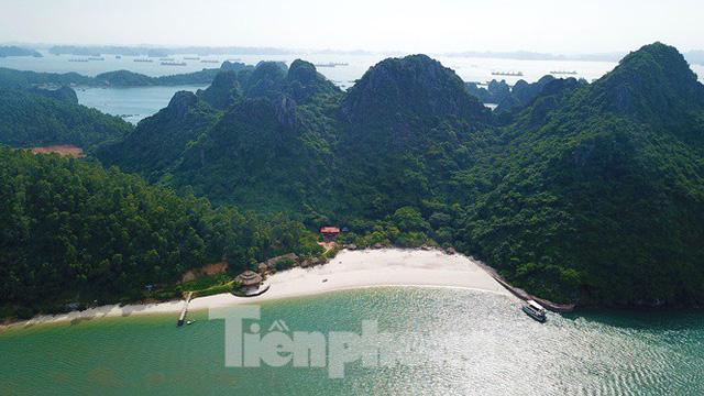 Đảo trên vịnh Bái Tử Long