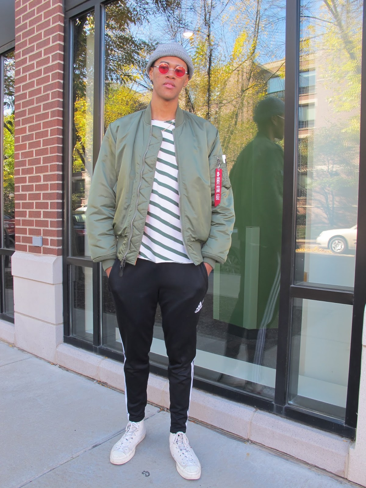 Greg chicago looks a chicago street style fashion blog Grace fashion style chicago