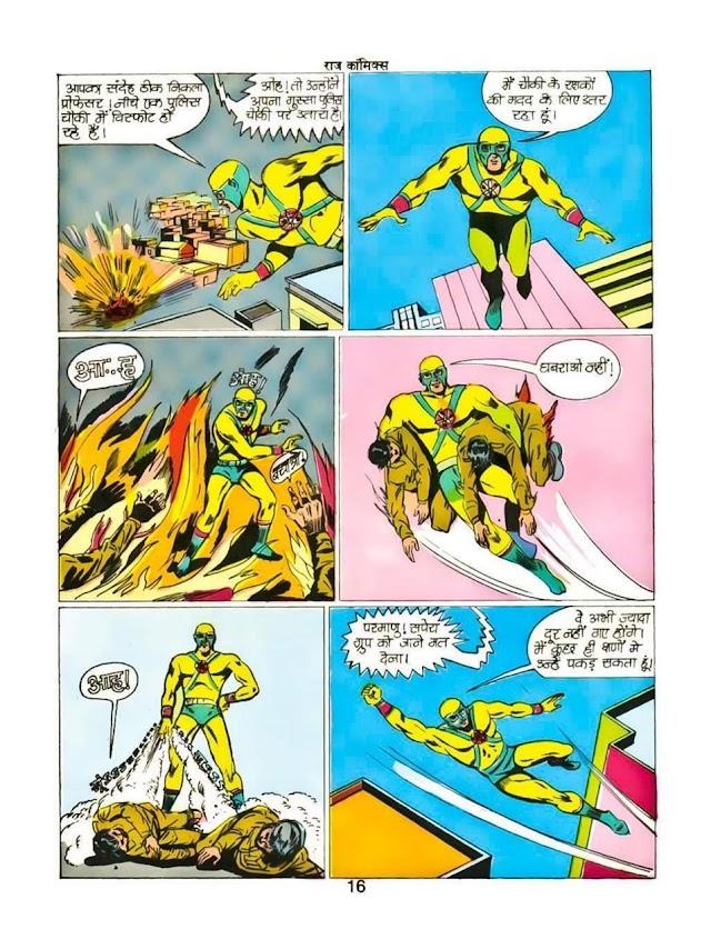 Parmanu Comics [Part-2]