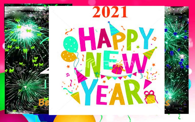 Happy New Year 2021- Best Facebook Status, Twitter Status and Wishes for Friends and Family