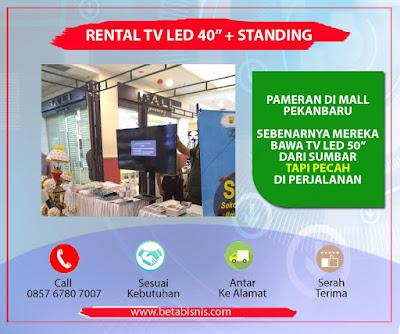 Rental Proyektor dan Sewa TV Pekanbaru