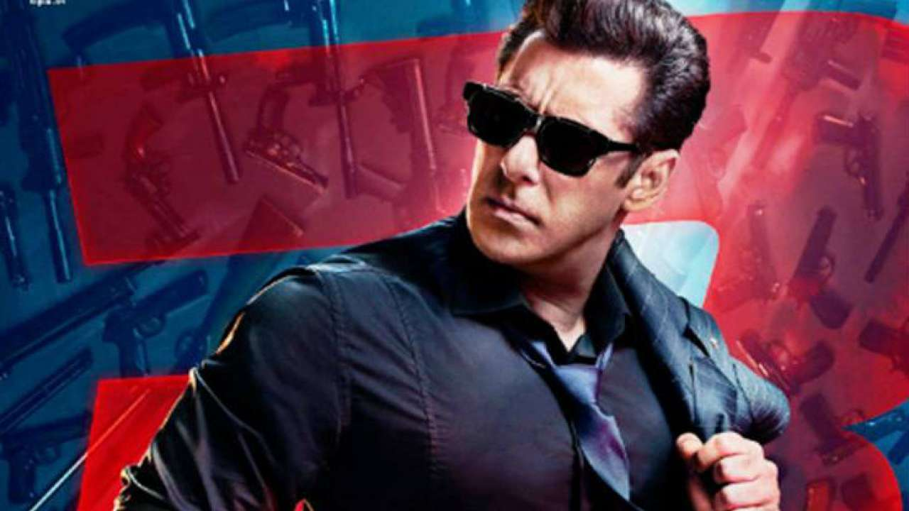 Movie Race 3: Salman Khan