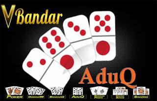 Bonus Cashback 0,3% Judi AduQ Online Server VBandar.info