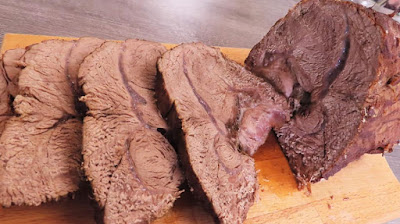 Kako od junećeg buta napraviti svečani ručak 🔹 Perfect lunch - Beef leg