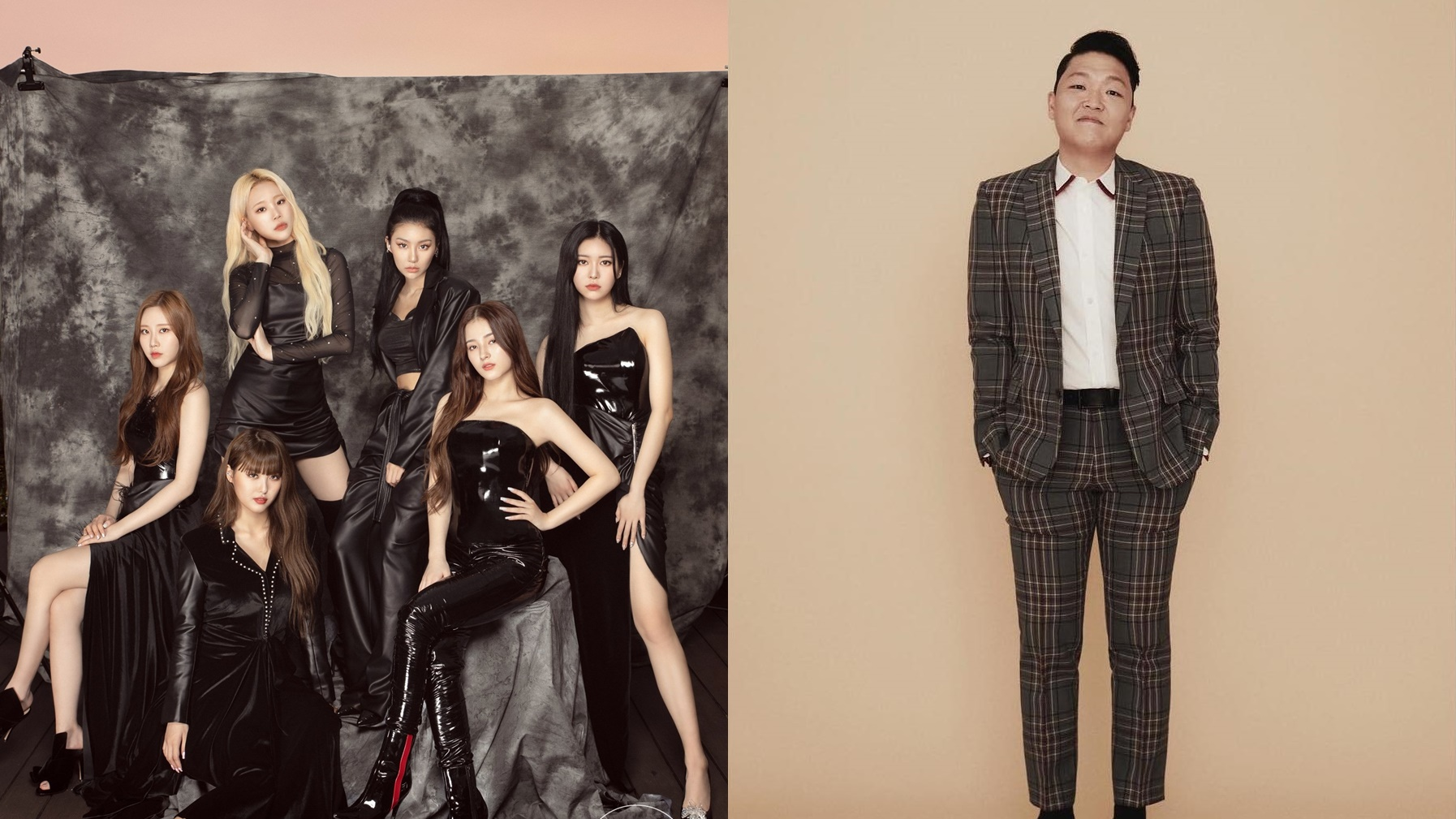 Confirmed Coming Back, PSY Will Participate in MOMOLAND's New Single