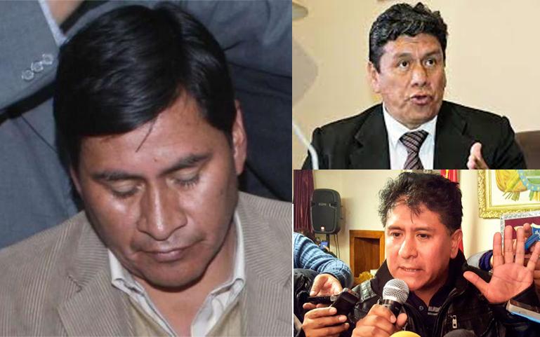 Cejas hizo el anuncio público, Arciénaga y Aguilar presentaron sus cartas irrevocables / WEB MONTAJE