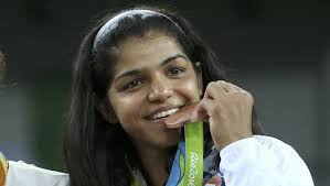Sakshi Malik Wins India's First Rio Olympic Medal in 2016 Olympics