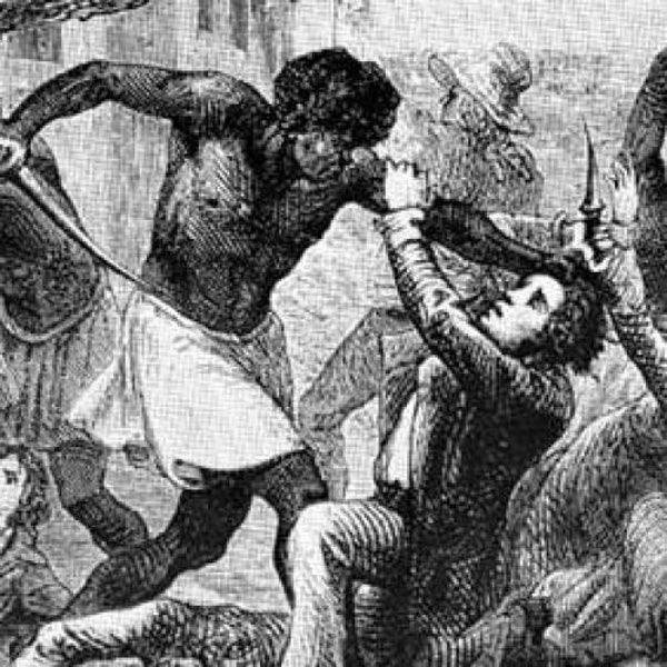RACIST ANTI-WHITE ATTACK IN NEW YORK