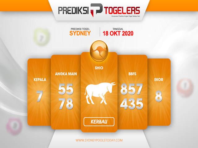 Kode syair Sydney Minggu 18 Oktober 2020 208
