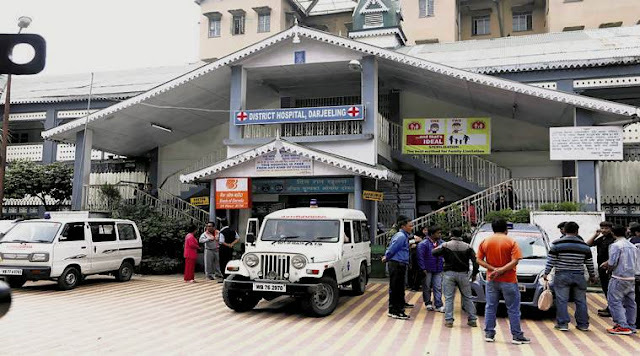 Rapid antigen tests come handy at hospitals in Darjeeling