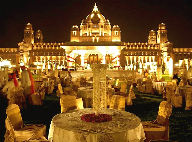 Top 10 Stupendous Wedding Destinations in India, wedding in jodhpur