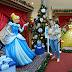 Papai Noel recebe crianças no Natal de Princesas da Disney e Carros Disney•Pixar do Campinas Shopping