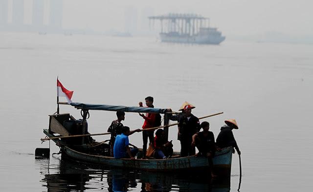 Tabrak Kapal Nelayan RI, China Langgar Hukum Internasional