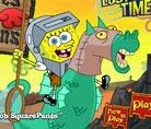 Sponge Bob lost in time igrica