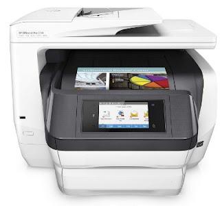 HP OfficeJet Pro 8740 Printer Driver Downloads