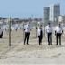 El Ayuntamiento abrirá las playas el 1 de junio y usará drones para controlar el distanciamiento social