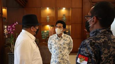 UMKM Mamin Jatim di Ujung Tanduk, Ketua DPD RI Tuntut Respon Cepat Pemerintah