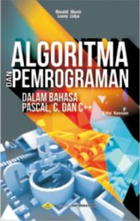 ALGORITMA PEMROGRAMAN PASCAL C C++
