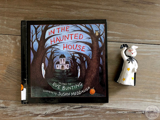 Children's Book Review of In The Haunted House