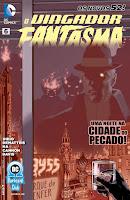 Os Novos 52! Trindade do Pecado: O Vingador Fantasma #6