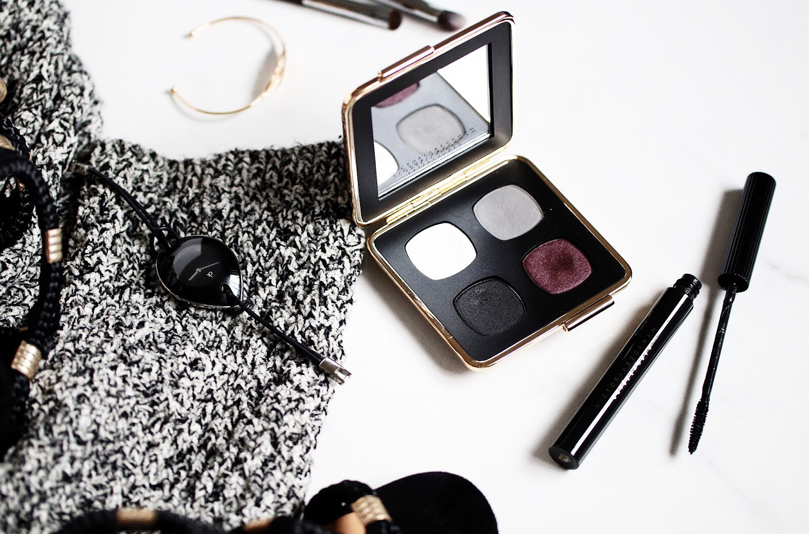 estee lauder victoria beckham collection automne 2017 eye palette mascara avis test swatches