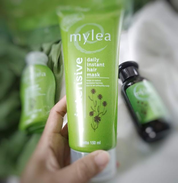 atasi rambut rontok dengan mylea shampoo