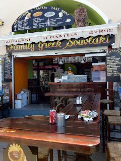 Travelog Greece: Oia, Santorini