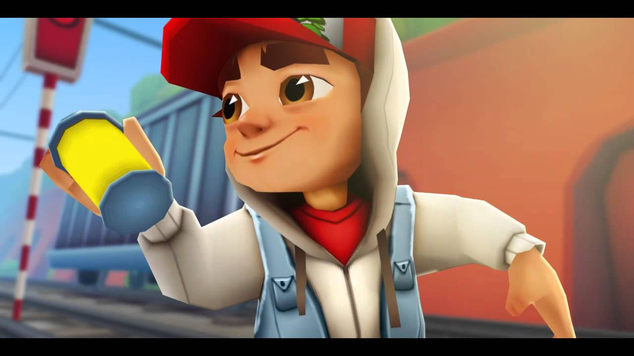 Subway Surfers is the Most Downloaded Mobile Game of the
