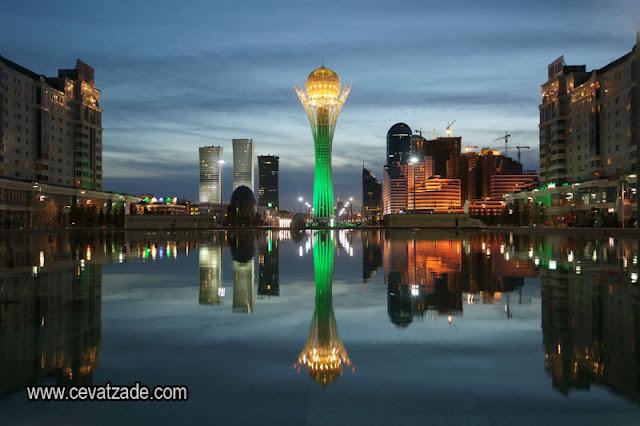 Astana Bayterek Kulesi