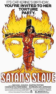 Wyrd Britain reviews All You Need is Blood: The Making of Satan's Slave