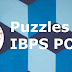 Puzzles for IBPS PO Prelims 2019 | 16th September 2019