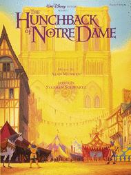 Songbook El Jorobado de Notre Dame Disney para piano