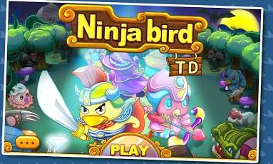 Ninja tower defense android apk