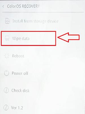 كيفية فرمتة وتجاوز قفل الشاشة أوبو Oppo R17 و  أوبو Oppo R17 Pro     كيفية إعادة ضبط إعدادات المصنع على أوبو Oppo R17؟ كيفية مسح جميع البيانات في أوبو Oppo R17؟ كيفية تجاوز قفل الشاشة في أوبو Oppo R17؟ كيفية استعادة الإعدادات الافتراضية في أوبو Oppo R17؟