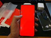 Oneplus 7 pro 全紅螢幕檢查