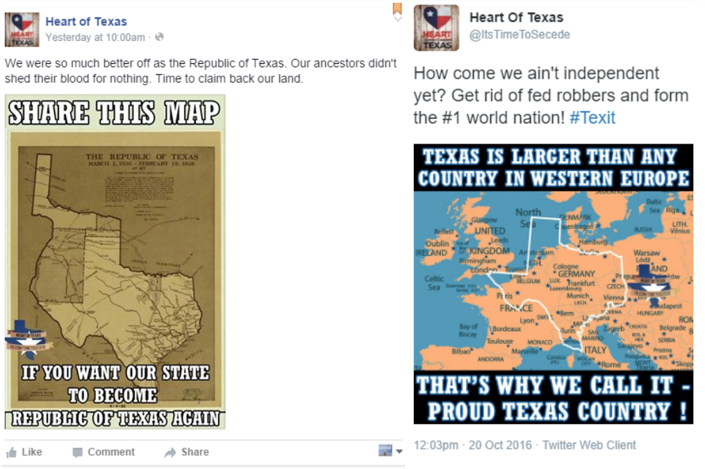 How Many Texans Will Fall For Russia's Secession Tricks? More Than