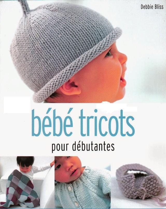 Revista Trico Bebês -bébé tricots pour débutantes