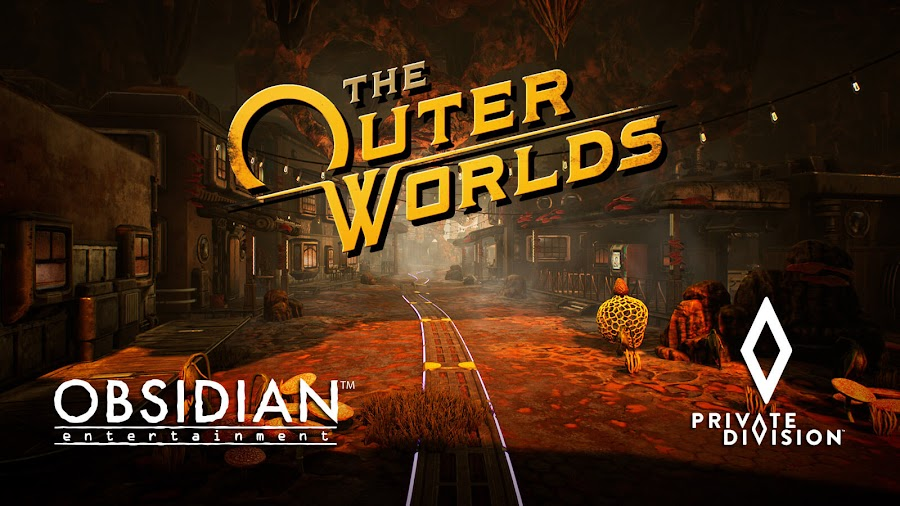 the outer worlds official launch trailer pc epic store ps4 xb1 obsidian entertainment private division