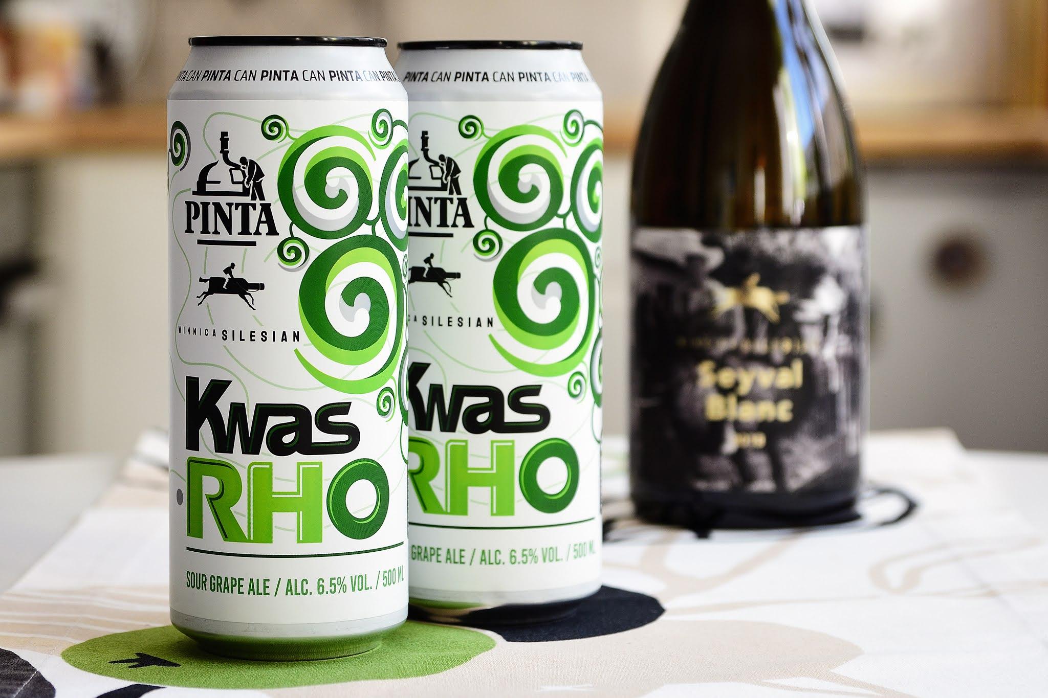 Pinta & Winnica Silesian - Kwas Rho