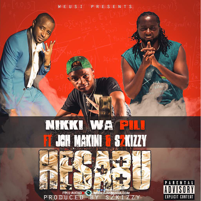 Download Mp3 | Nikki Wa Pili ft Joh Makini & S2Kizzy - Hesabu